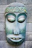 индонезийская маска Стоковые Фотографии RF