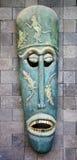 индонезийская маска Стоковая Фотография RF