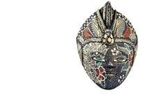 индонезийская маска Стоковое Изображение RF