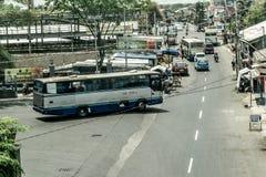 Индонезийский транспорт Стоковые Фотографии RF