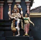 Индусские статуи в Шри-Ланке стоковые изображения rf