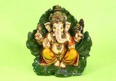 Индусский бог Ganesh или Ganapati Стоковое фото RF