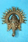 Индусский бог Ganesh или Ganapati Стоковые Фото