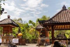 Индусский висок в Sanur bali Индонесия стоковая фотография rf