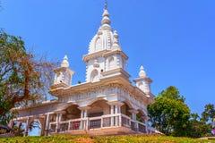 Индусский висок лорда Shiva Jaleswar стоковое изображение rf