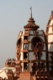 индусский висок Стоковая Фотография