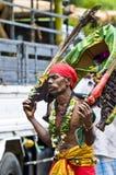индусское шествие Стоковая Фотография RF
