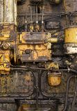 Индустрия, инженерство, машина Стоковые Изображения RF