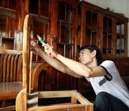 индустрия мебели Стоковое фото RF