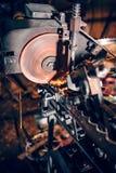 Индустрия механической обработки стоковые изображения
