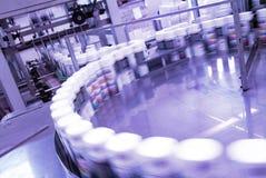 Индустрия, продукты перед быть упакованным Стоковые Изображения