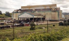 Индустрия севера Испании стоковое фото rf