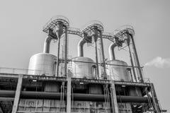 Индустрия фабрики сахарного тростника Стоковые Фото