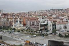 Индюк города Анкары Стоковые Изображения