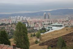 Индюк города Анкары Стоковые Фото
