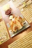 индюк обеда Стоковая Фотография RF