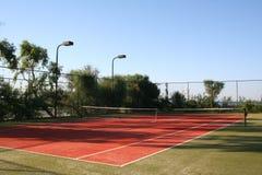 индюк тенниса гостиницы суда antalya Стоковая Фотография