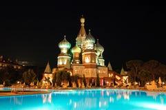 индюк типа kremlin гостиницы antalya Стоковое Изображение RF