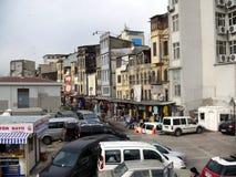 индюк улицы istanbul города старый Стоковые Фото