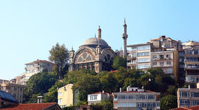индюк istanbul новый старый Стоковое фото RF