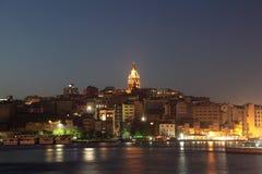 индюк istanbul galata Стоковое Изображение