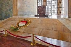 индюк mustafa мавзолея ataturk ankara kemal стоковые фото
