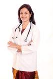 инец доктора женский Стоковая Фотография RF