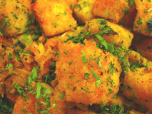 инец еды dhokla Стоковое Фото