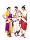 инец классических танцоров женский Стоковое Фото