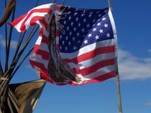 инец флага Стоковое Изображение RF