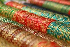 инец bangles цветастый Стоковое Изображение RF
