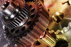 Инженерство и машинное оборудование Стоковые Фотографии RF