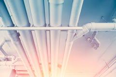 Инженерство трубы водопровода Стоковая Фотография