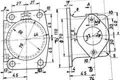 инженерство Стоковое фото RF