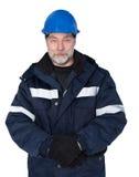 Шлем инженера Стоковые Фотографии RF