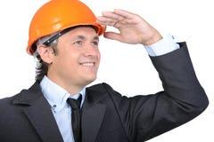 Инженер Стоковое Изображение