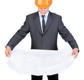 Инженер Стоковая Фотография