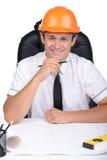 Инженер Стоковые Изображения