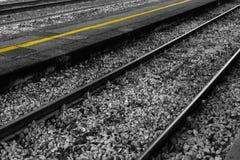 линия желтый цвет Стоковые Изображения RF