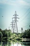 линия сила Стоковая Фотография RF