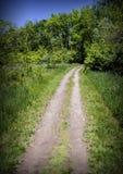 длинняя тропка Стоковое Изображение