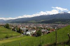 Инсбрук, Австрия Стоковая Фотография RF