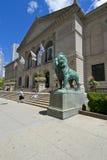 Институт 2013 искусства Чикаго Стоковые Изображения