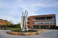 Институт технологии Rochester, здание университета RIT стоковые изображения