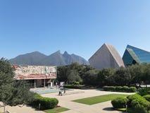 Институт технологии и высшее образование Монтеррея Стоковое Фото
