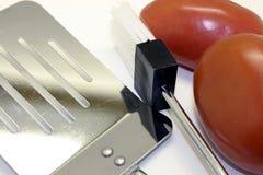 инструменты барбекю Стоковое фото RF