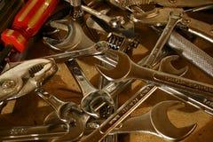 инструменты беспорядка Стоковое Изображение RF