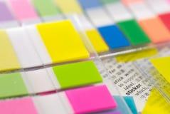 инструменты бирок стикеров полезные Стоковое Изображение RF