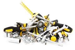 инструменты вороха Стоковые Фотографии RF