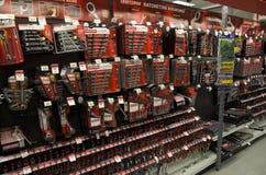 Инструменты в Sears Стоковая Фотография RF